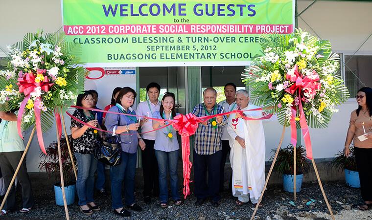 2012 Buagsog Elementary School